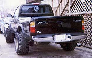 2WD 1998 Toyota Tacoma